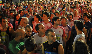 Fotos Bilbao Night Marathon 2014