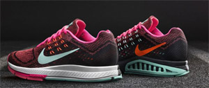 Nike Air Zoom Structure 18, correr m�s r�pido y seguro