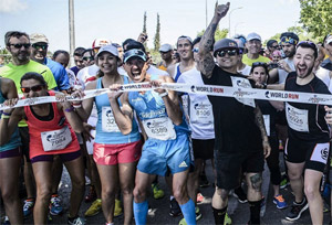 Wings for Life World Run 2015 en Aranjuez