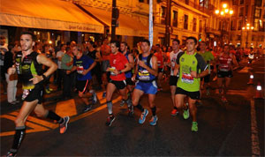 Bilbao Night Marathon 2015, inscripciones en marcha