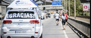 Wings for Life World Run 2016, en Valencia