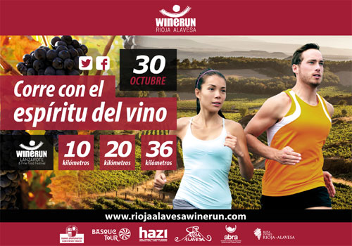 Rioja Alavesa Wine Run 2016