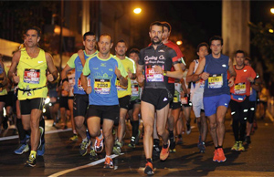 Fotos Bilbao Night Marathon 2016