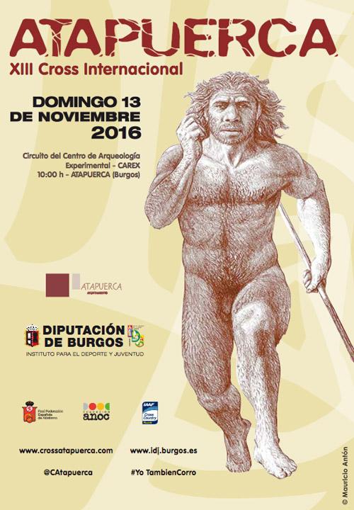 Cross Atapuerca 2016
