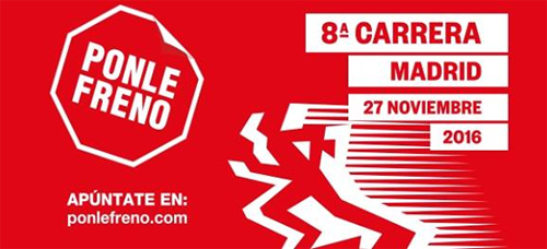 Carrera Ponle Freno 2016 Madrid