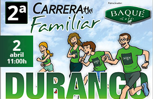 Carrera Familiar Durango 2017, inscripciones
