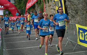 Fotos de la Carrera Familiar Zierbena 2017