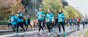 Carrera y Caminata Popular por la Diabetes 2017 Madrid