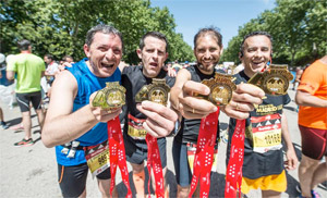 Maratón Madrid 2018 Rock n Roll Series, inscripciones abiertas