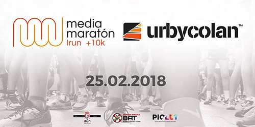 Media Maratón Irun 2018